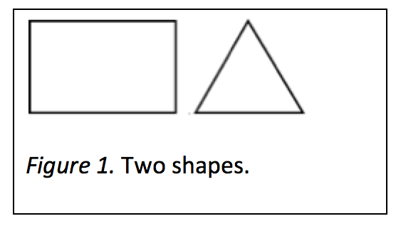 early math different shapes