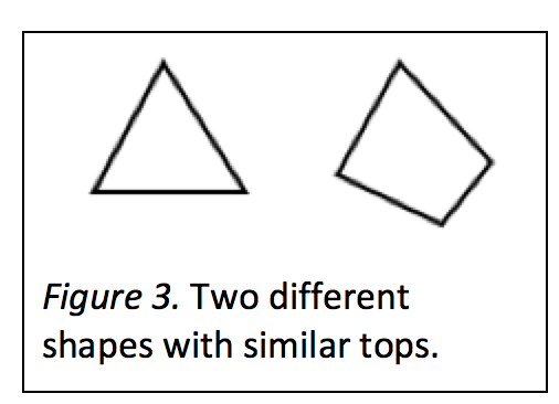 early math shapes same top